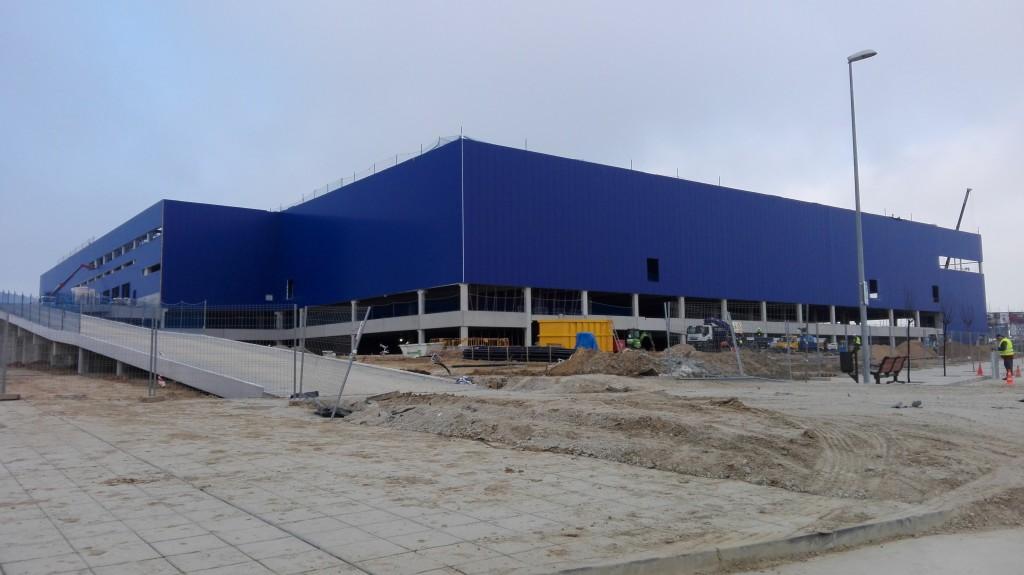 Ikea fachada