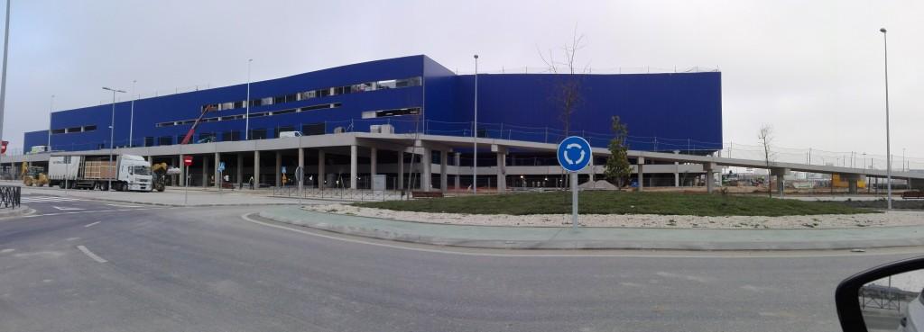 Ikea fachada 2