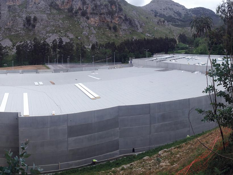 Cubierta Ascan Uvesco Cantabria