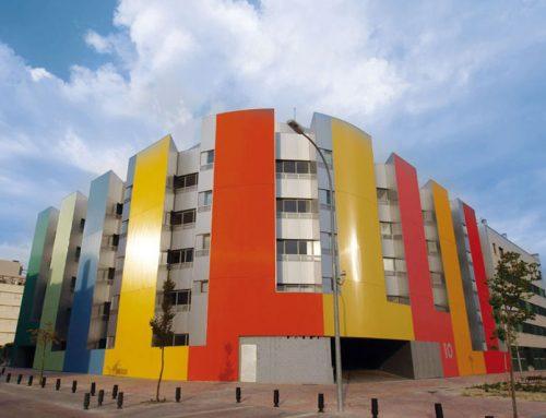 Edificio de Viviendas en el PAU Vallecas