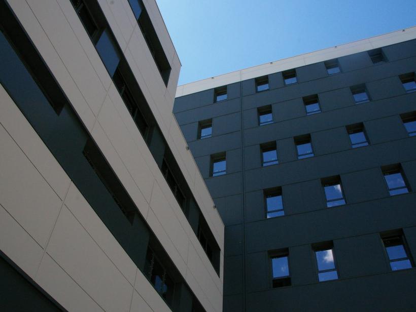 Fachada Hospital Salamanca