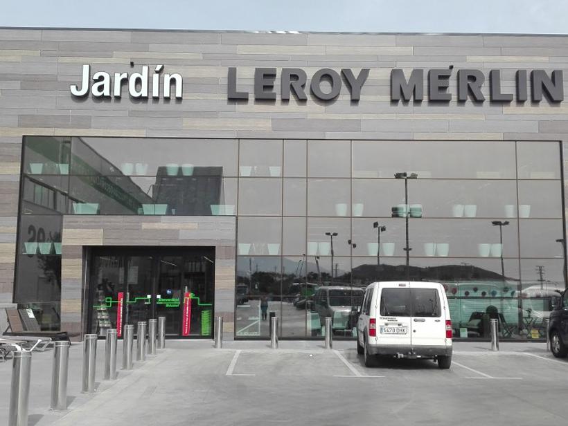 Fachada Leroy Merlin Finestrat-Benidorm