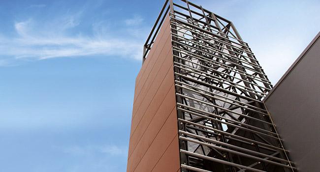 estructura metalica fachadas