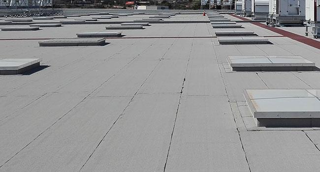 mantenimiento correctivo cubiertas y fachadas